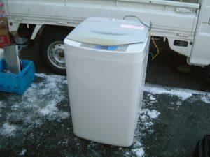 盛岡市で洗濯機回収の写真