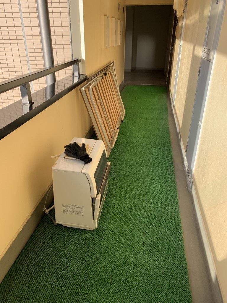 【北上市】ベッド枠、食洗機の不用品回収・処分ご依頼 お客様の声