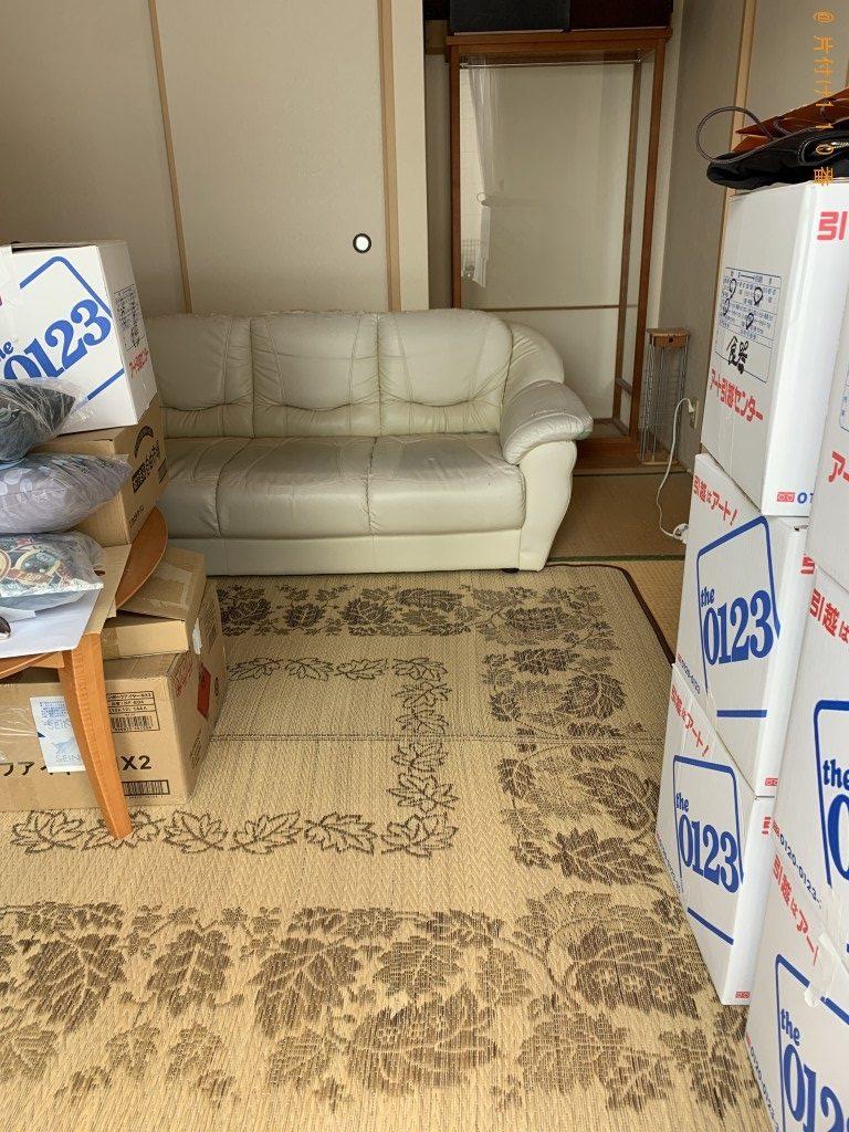 【奥州市】ソファ、椅子等の出張不用品回収・処分ご依頼 お客様の声