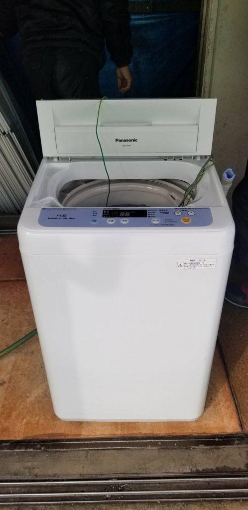 【盛岡市大館町】縦型洗濯機のクリーニング☆黒カビも真っ白になってお喜びいただけました!