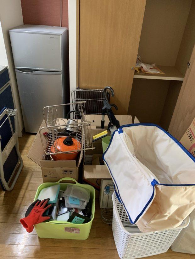 【北上市】お引っ越しに伴う不用品回収☆お引っ越しのスケジュールに合わせて対応することができ喜んでいただけました!