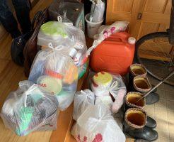 【花巻市】リサイクル家電や家具などの回収ご依頼☆一気に不用品を片付けることができました!