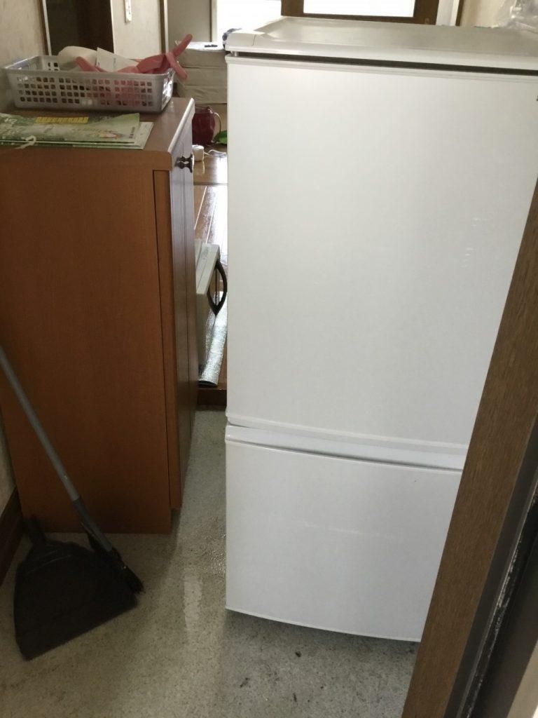 【一関市千厩町】冷蔵庫と洗濯機の出張回収・処分ご依頼 お客様の声