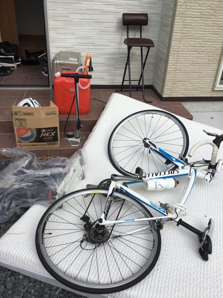 【一関市千厩町】ダブルのマットレス、自転車、小型家電などの出張不用品回収・処分ご依頼 お客様の声