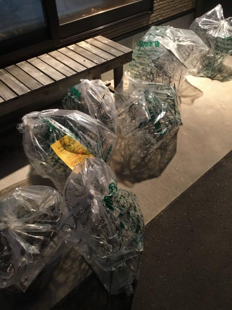 【一関市東山町】ベッドのスプリング部品の不用品回収・処分ご依頼