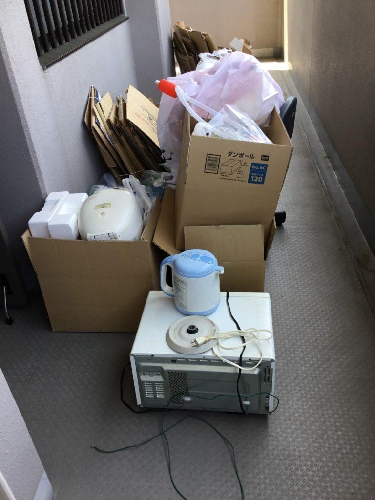 【一関市萩】軽トラ1台程度の出張回収・処分ご依頼 お客様の声