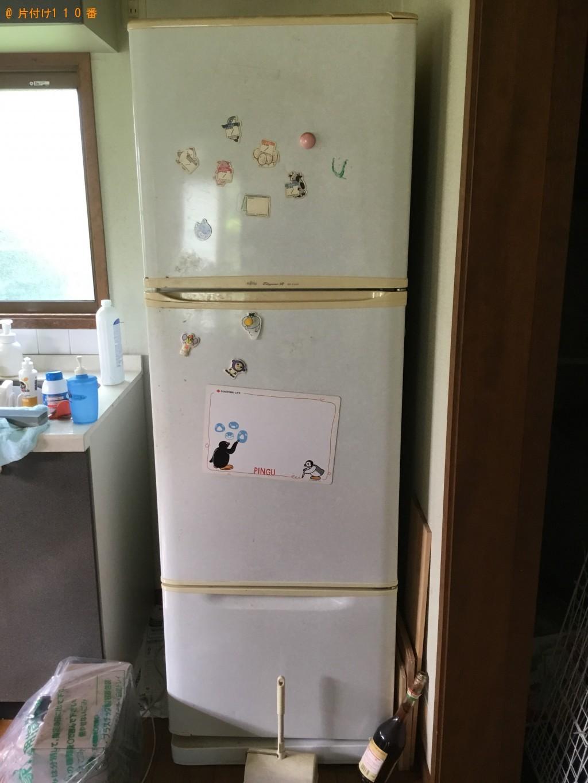 【一関市】冷蔵庫、タンス、食器棚等の回収・処分 お客様の声