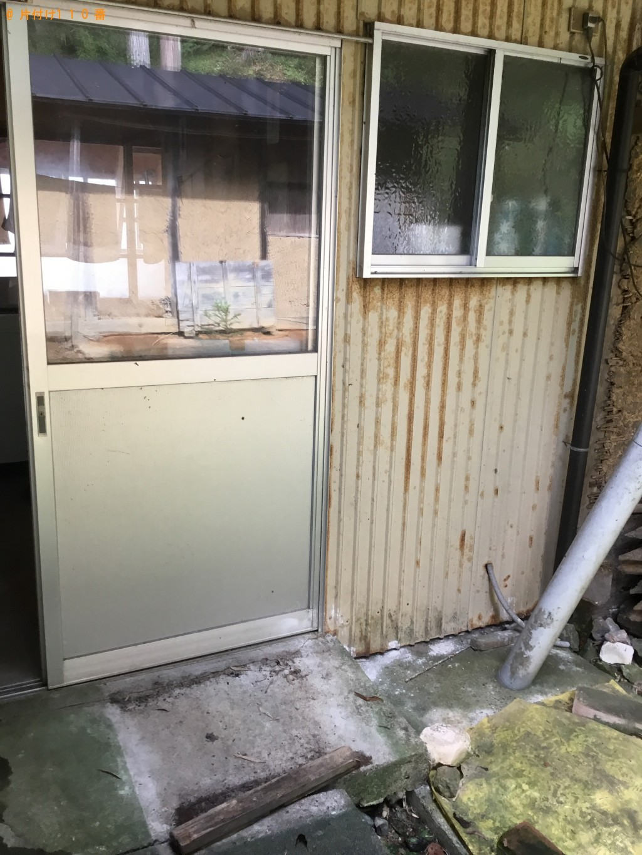 【一関市東山町】冷蔵庫2点の回収・処分 お客様の声