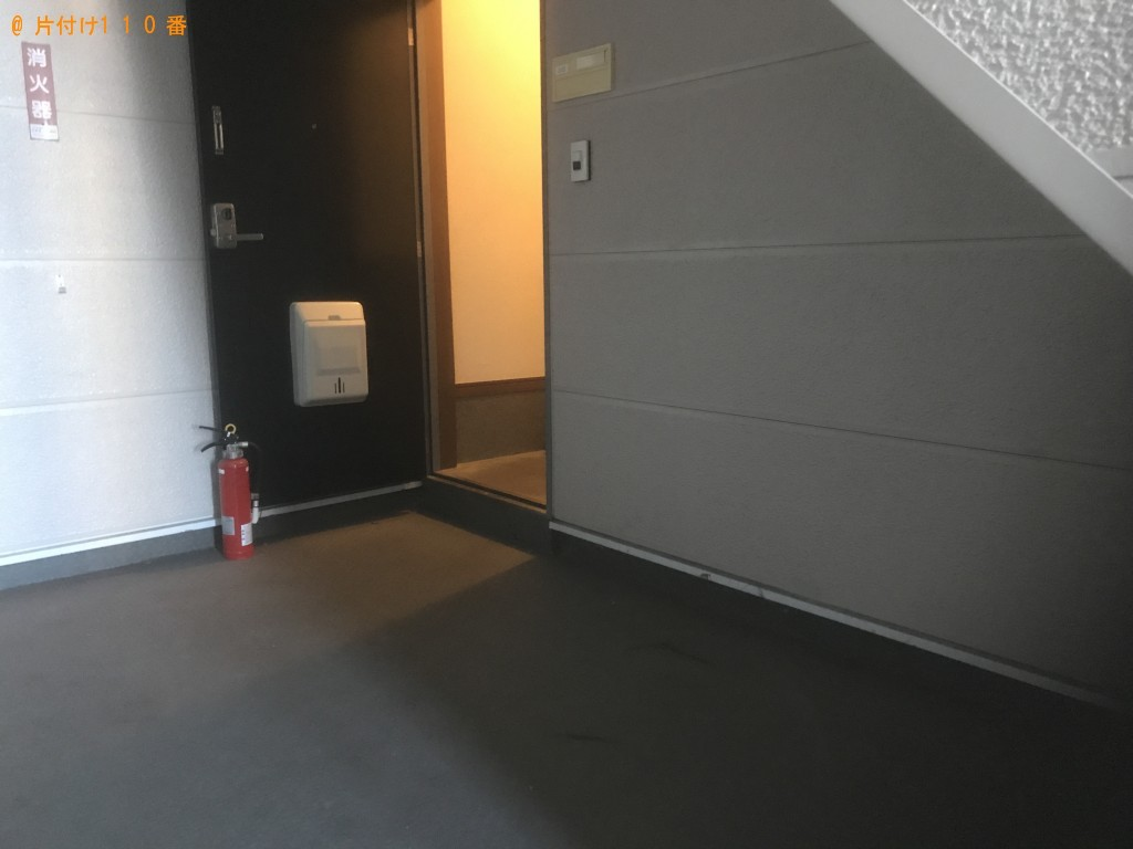 【九戸村】冷蔵庫、扇風機、ソファなどの回収・処分 お客様の声