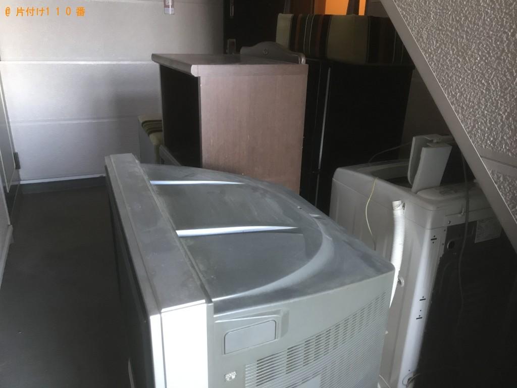 【一関市】冷蔵庫、扇風機、ソファなどの回収・処分 お客様の声