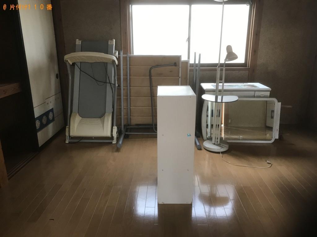 【一関市】食器棚、ソファー、ドレッサー、ルームランナー等の回収