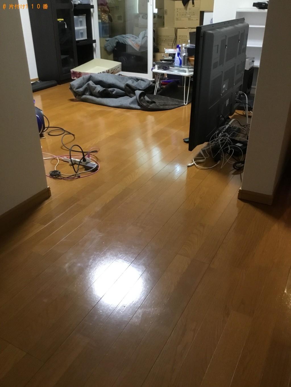 【一関市】ファンヒーター、本棚、食器棚、ソファー等の回収・処分