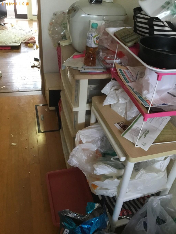【一関市】冷蔵庫、テレビ、洗濯機、こたつ、ソファー等の回収・処分