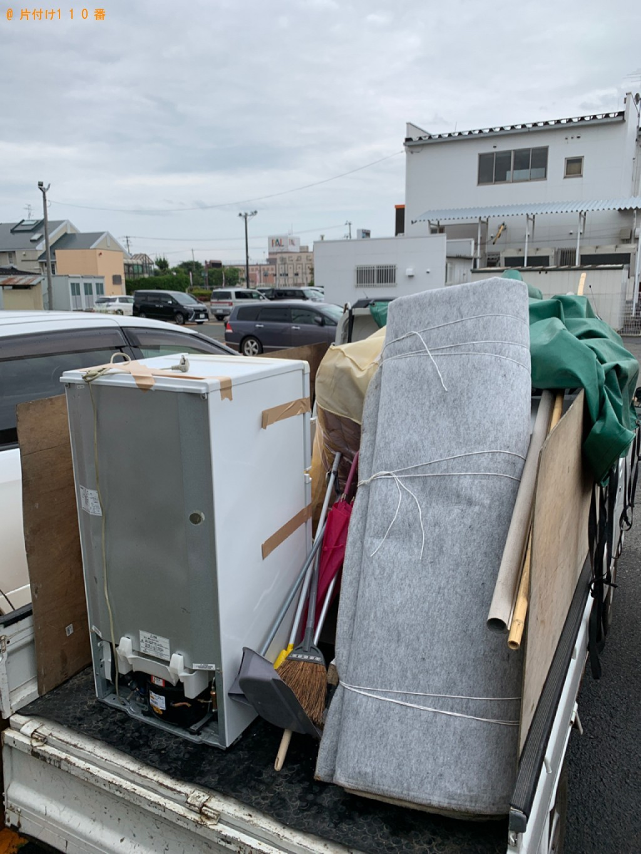 【北上市】冷蔵庫、観葉植物等の回収・処分ご依頼 お客様の声