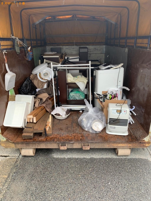 北上市】2tトラック1台程度の出張不用品回収・処分ご依頼