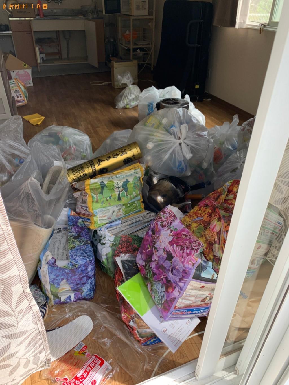 【北上市】ペットボトル、缶、衣類等の回収・処分ご依頼 お客様の声