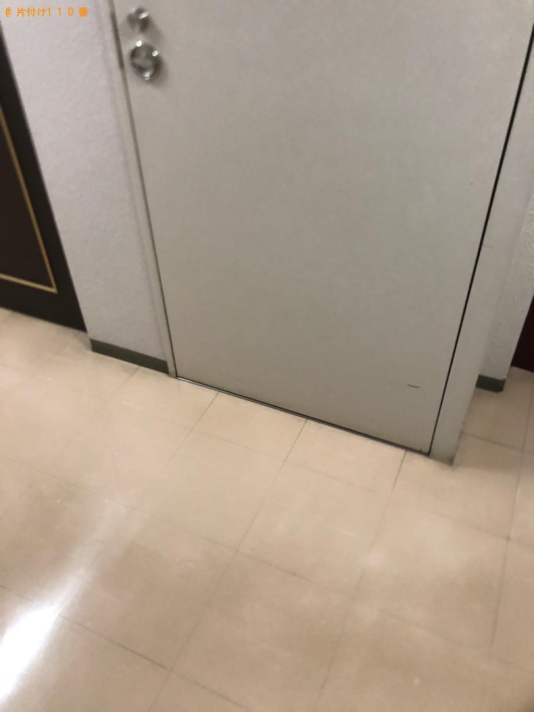 【盛岡市】洗濯機の回収・処分ご依頼 お客様の声