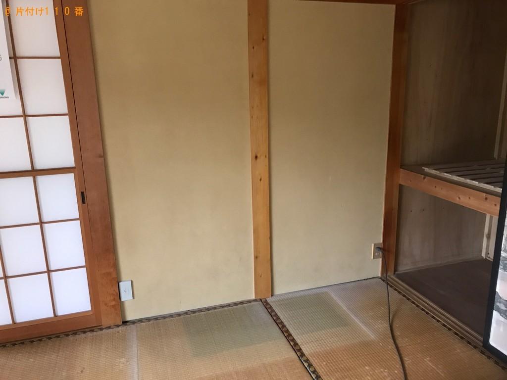 【一関市東山町】冷蔵庫、タンス等の回収・処分ご依頼 お客様の声