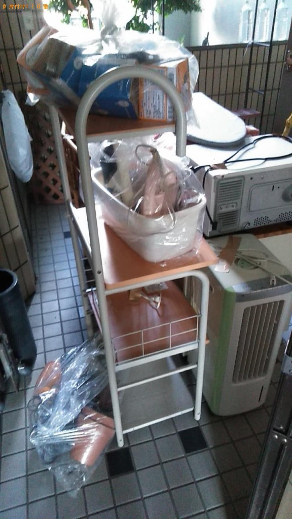 【盛岡市】冷蔵庫、二人用ダイニングテーブル、一般ごみ等の回収