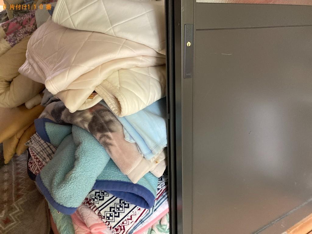 【一関市】布団、毛布等の回収・処分ご依頼 お客様の声