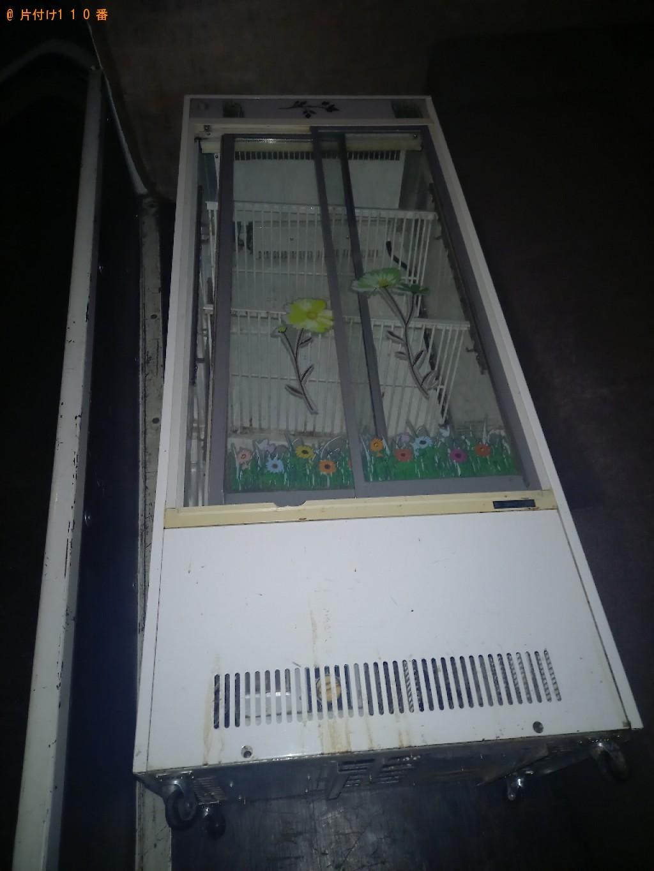 【盛岡市】業務用冷蔵庫の回収・処分ご依頼 お客様の声