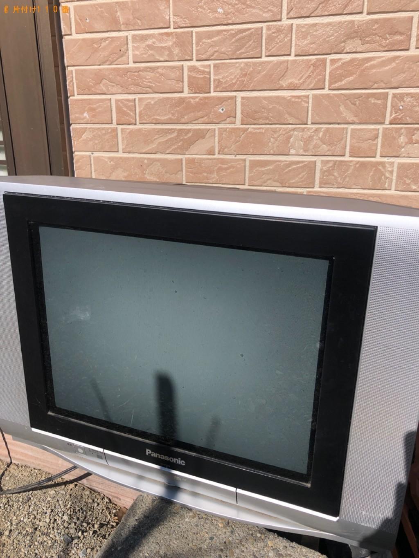 【盛岡市】テレビの回収・処分ご依頼 お客様の声
