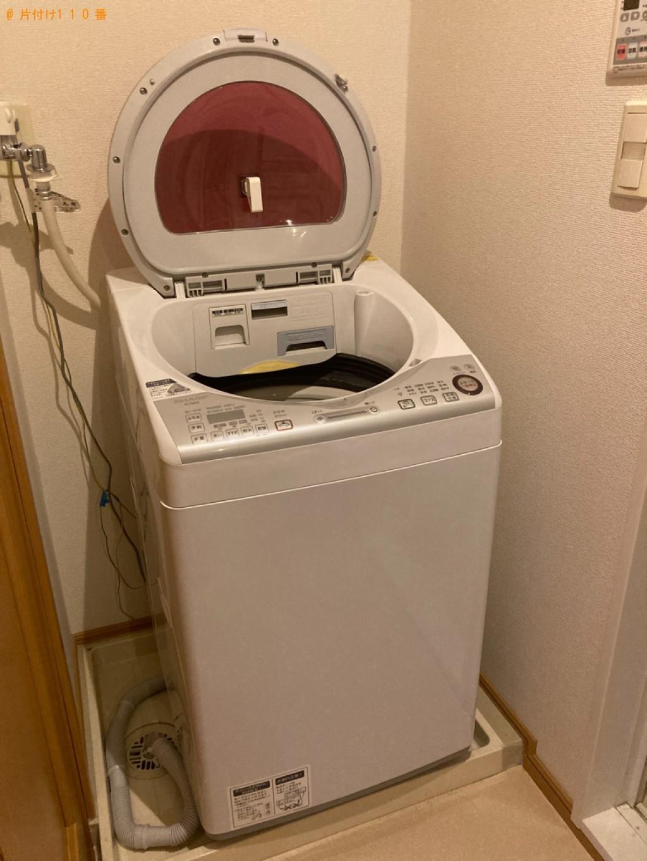 【盛岡市】冷蔵庫、洗濯機、こたつ、炊飯器、ガスコンロ等の回収
