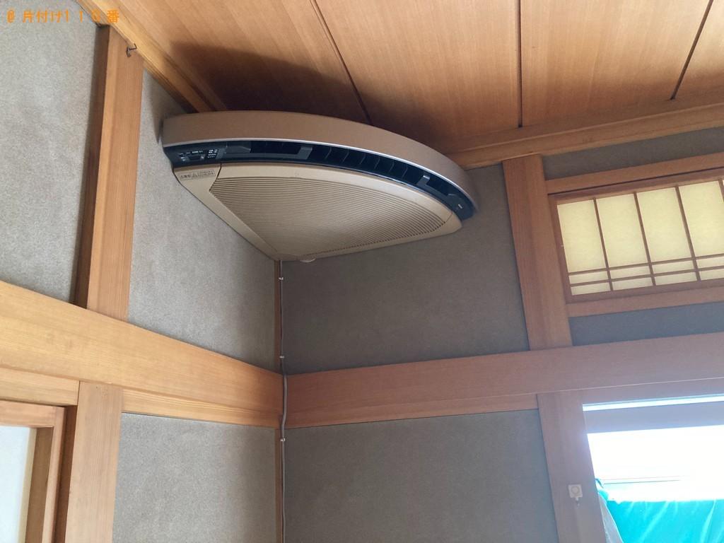 【一関市】冷蔵庫、エアコン等の回収・処分ご依頼 お客様の声