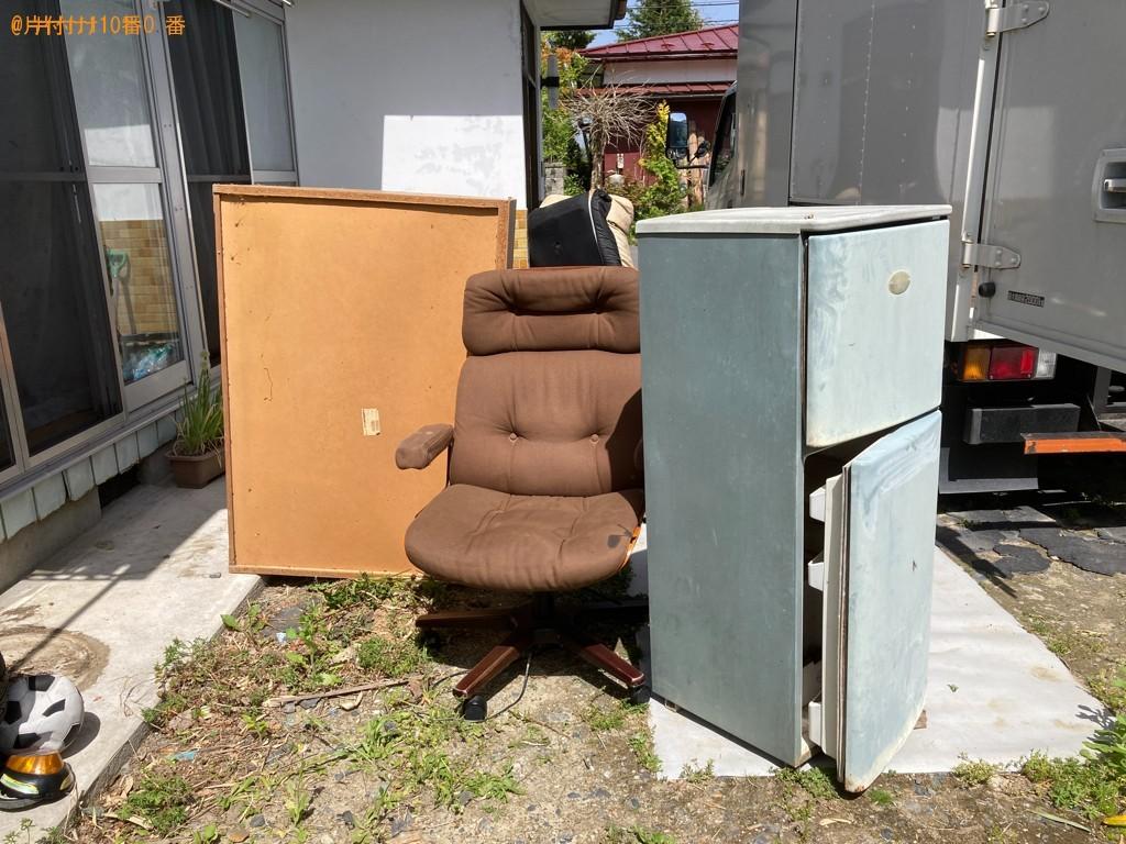 【一関市】冷蔵庫、テレビ、タンス、簡易ソファー、自転車等の回収