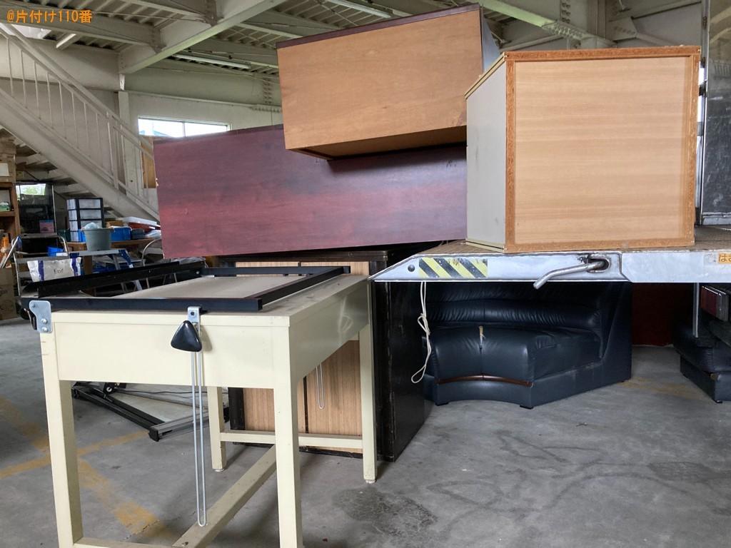 【一関市大東町】テーブル、ソファー、家具の回収・処分ご依頼