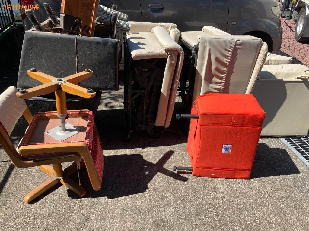 【一関市】ソファー、椅子の回収・処分ご依頼 お客様の声