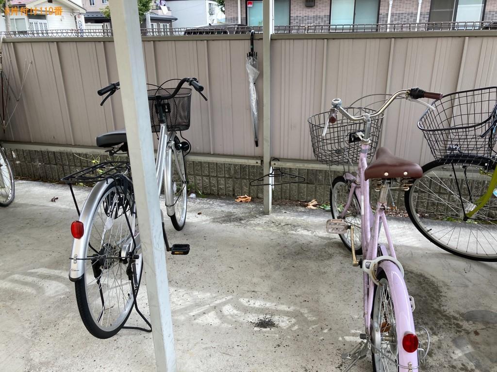 【一関市】自転車の回収・処分ご依頼 お客様の声